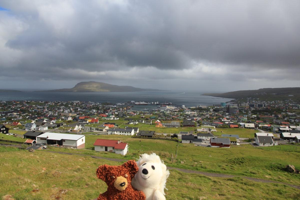 01.06.11 – Torshavn, Färöer: Inselrundfahrt Vagar