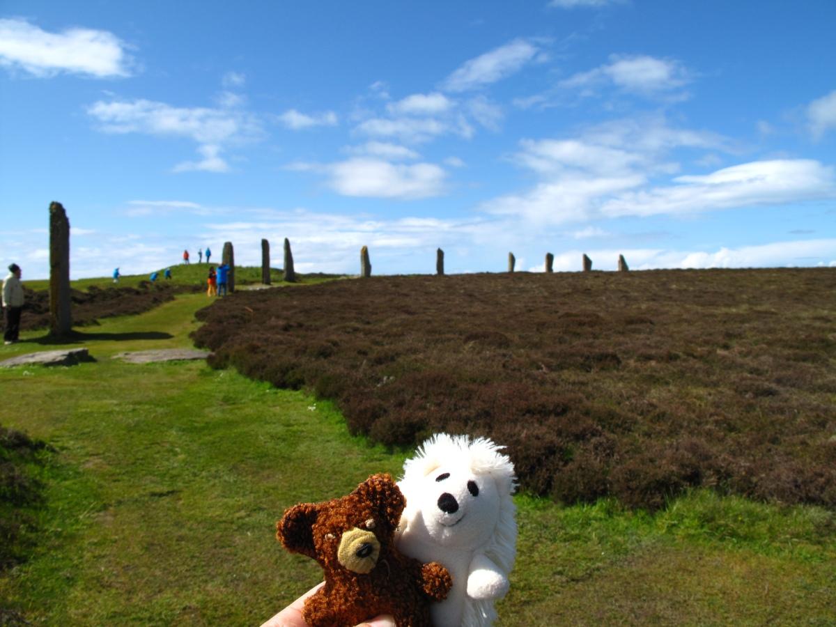 30.05.11 – Kirkwall, Orkney-Inseln: Skara Brae, Skaill House & Ring of Brodgar