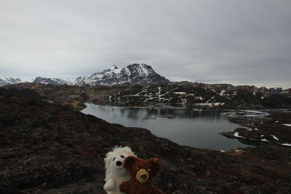 09.06.11 - Sisimiut, Grönland: Endlich über dem Polarkreis