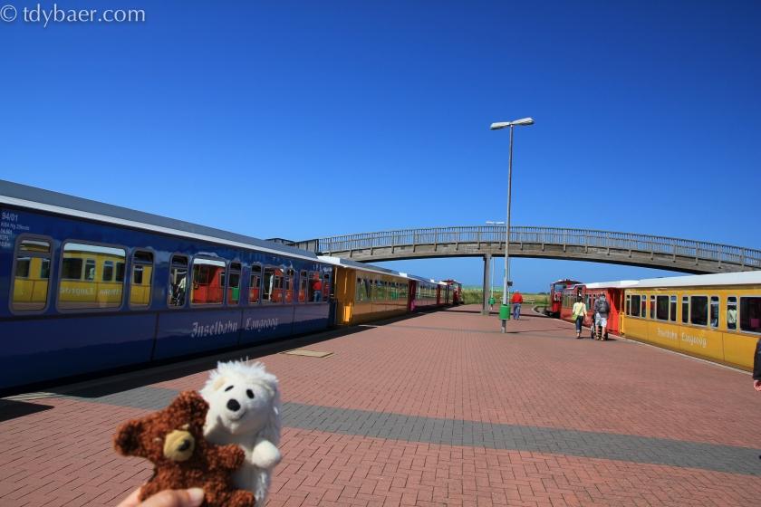 Insel-Bahn