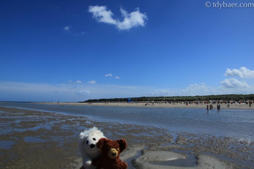 Am Strand :-)