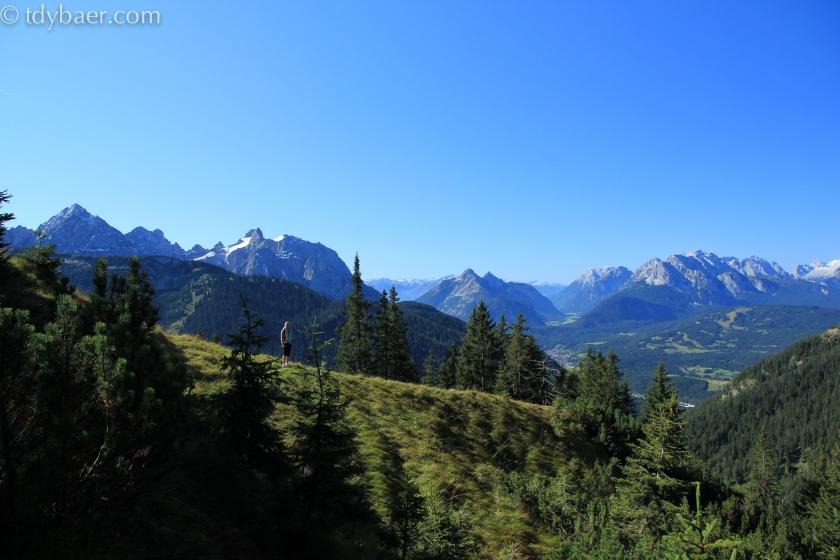 Blick auf die Berge_2