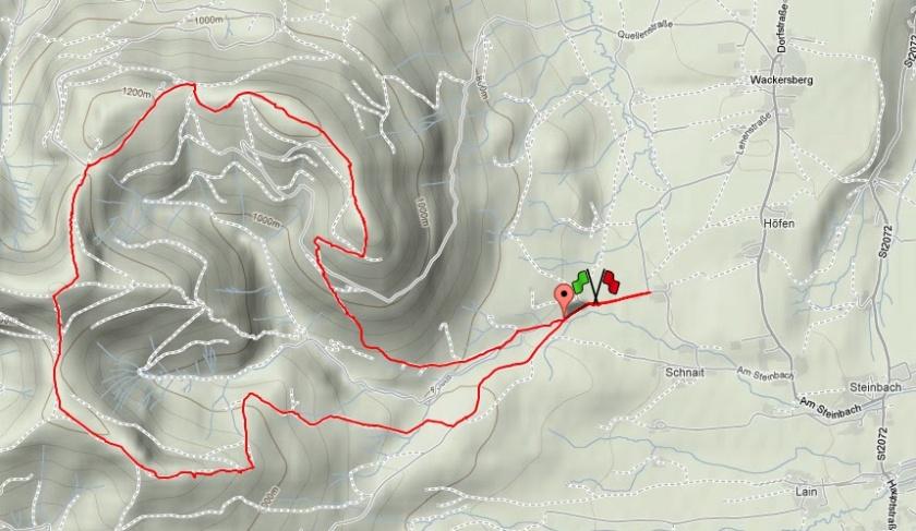 Drei-Gipfel-Tour