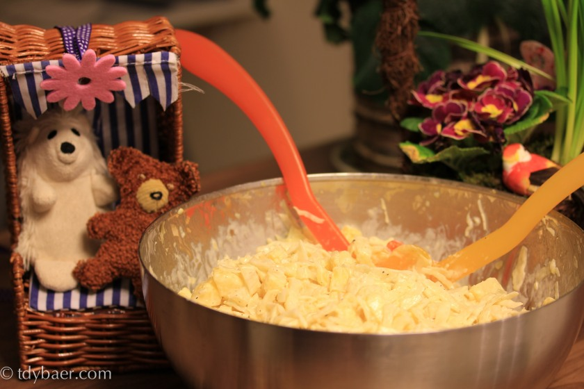 Leckerer Kartoffelsalat
