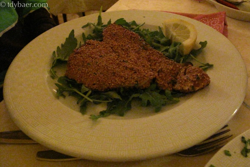 Tunfisch-Steak