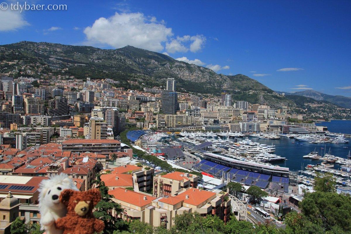 21.05.13 - Ein aufregender Tag in Monaco mit viel Formel 1 Tamtam