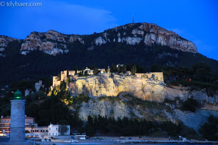 Cassis Chateau
