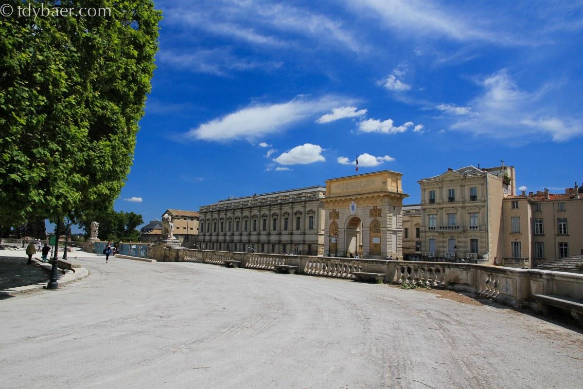 04.06.13 - Idyllische Altstadt und tolle Neubauten in Montpellier