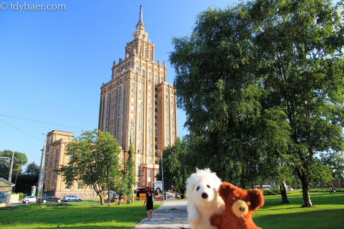 31.07.13 - Baltikum wir kommen - 1. Halt: Riga