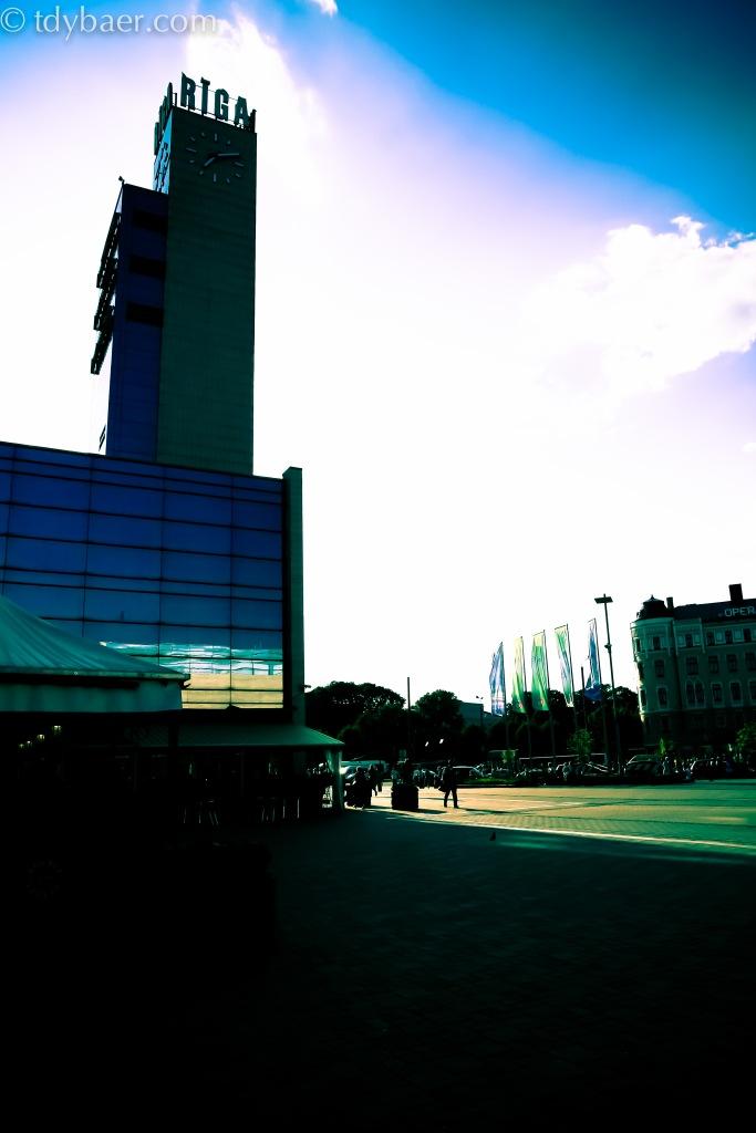 Riga Hauptbahnhof