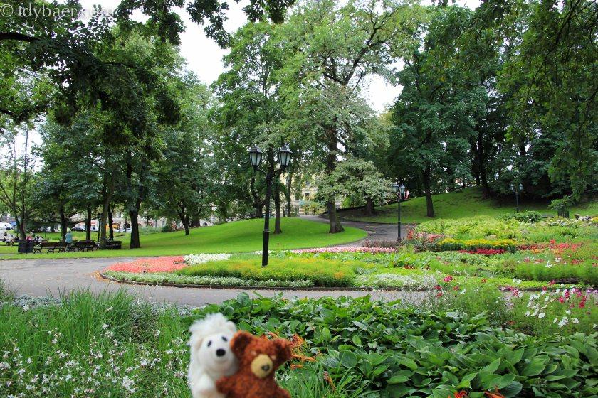 Riga im Park