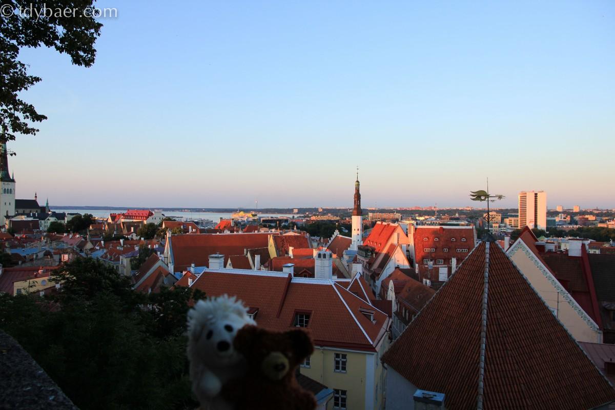 03.08.13 - Bettenwechsel: von Riga nach Tallinn