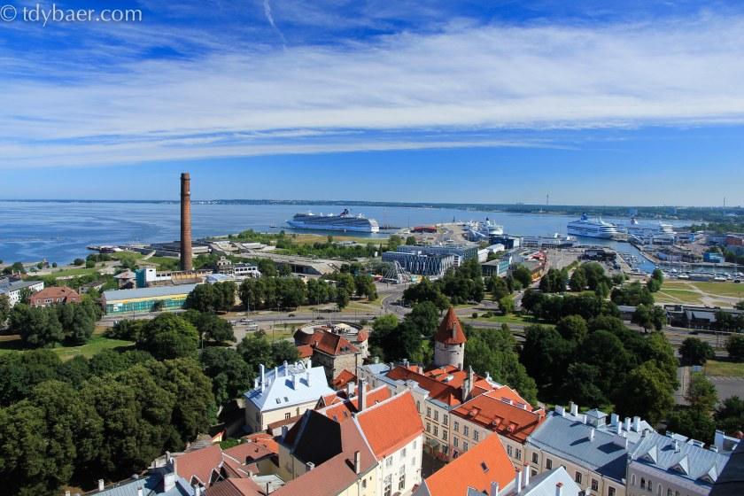 Tallinn Hafen