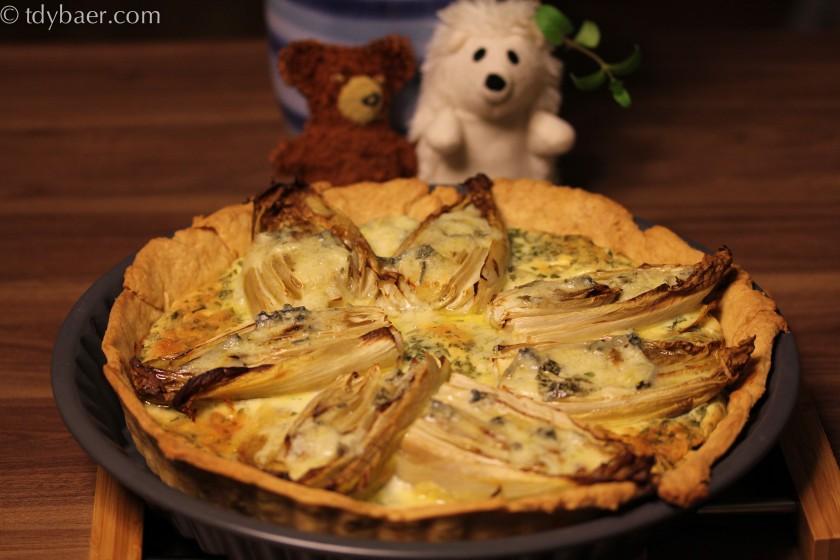 Chicoree Kuchen