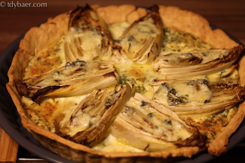Chicorée Kuchen