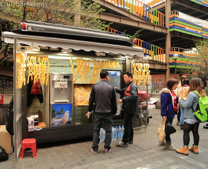Seoul Eistüten