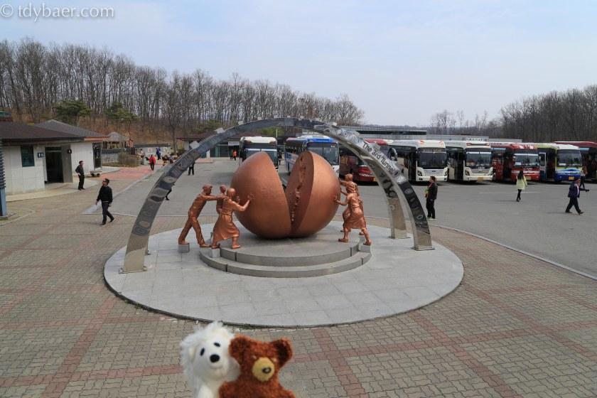Südkorea DMZ