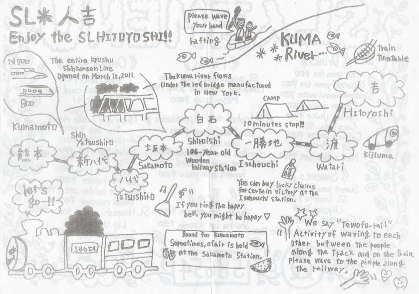 Dampflock-Strecke