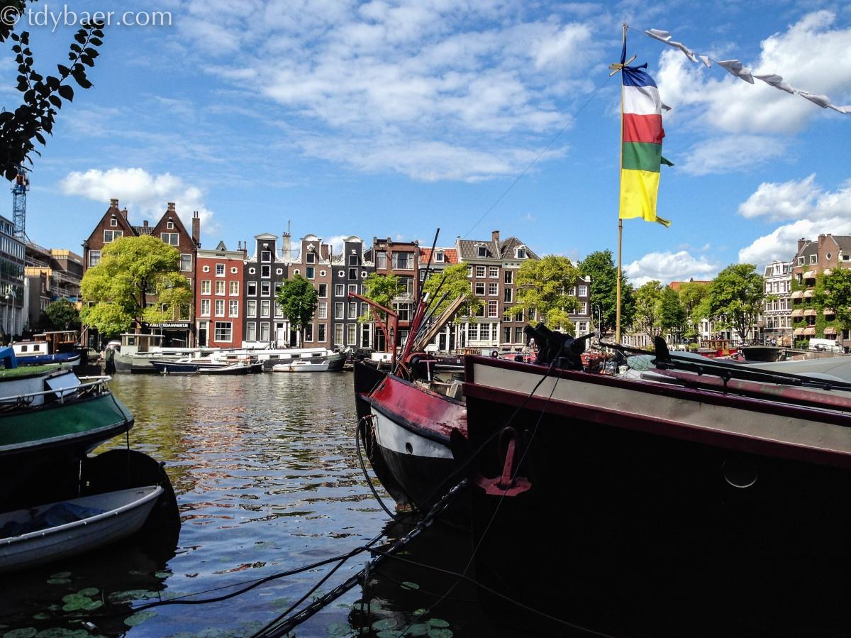 01.08. - 04.08.14 - Ausflug nach Amsterdam