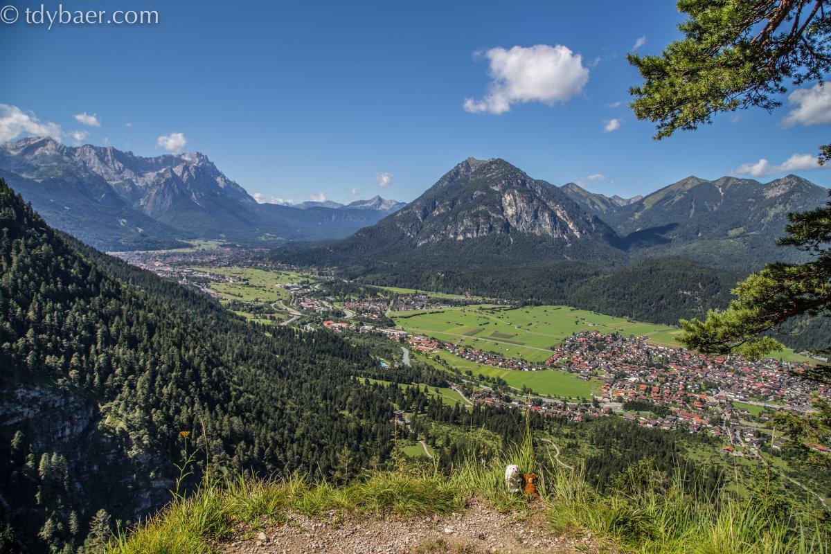 17.08.14 - Der Berg ruft - Auf gehts zum Hohen Fricken