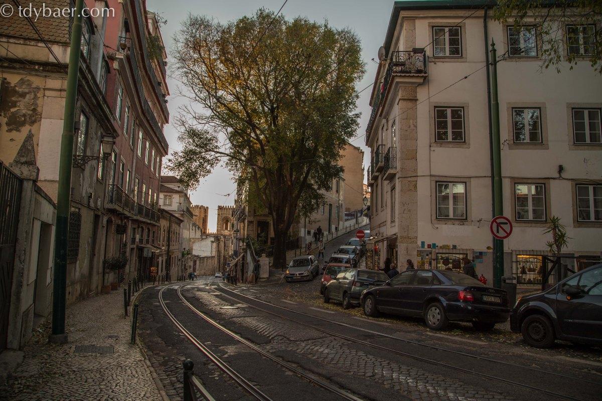 21.12.14 - Lissabon: Unterwegs mit Bus und Tram