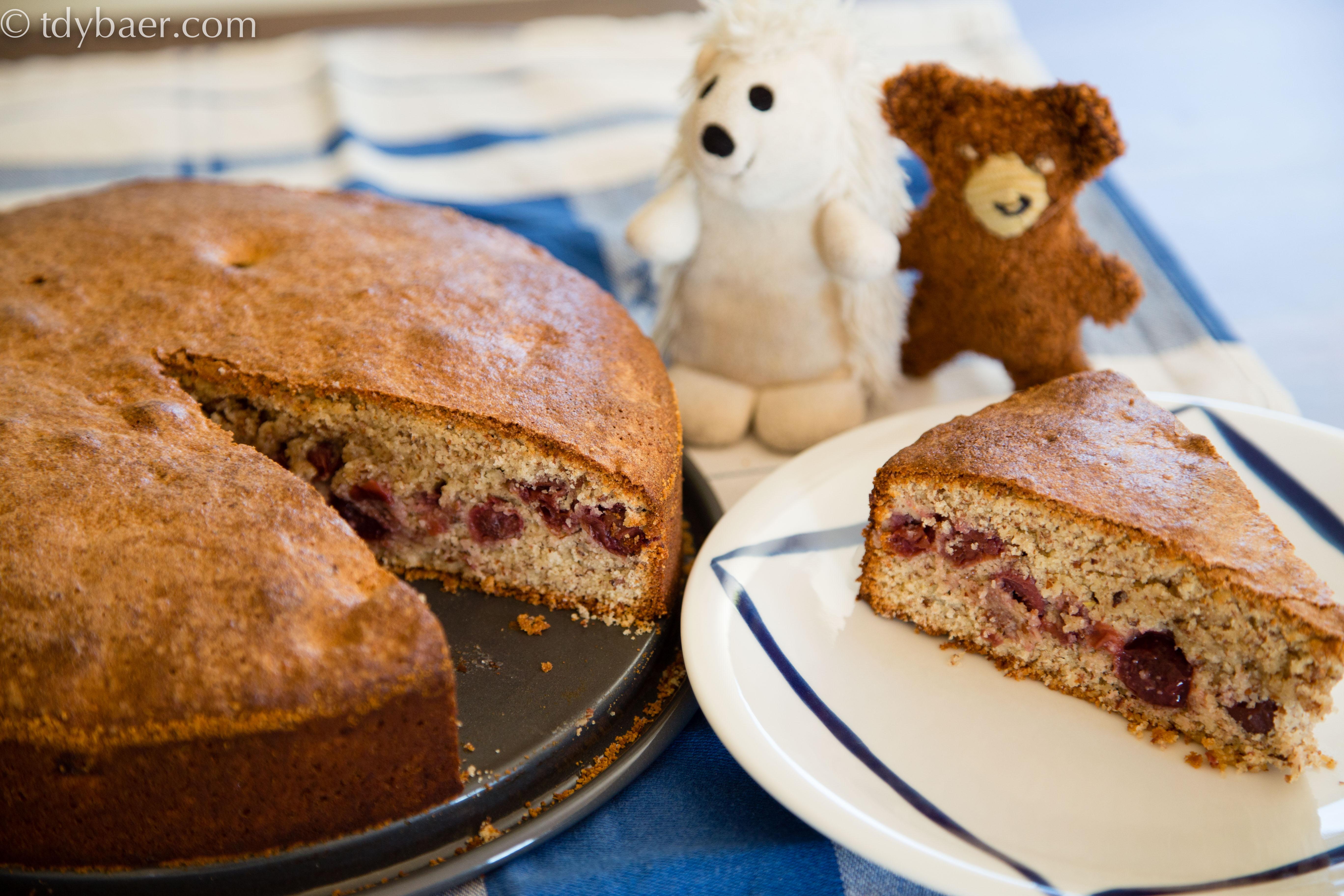 Sauerkirsch Griess Kuchen Tdybaer Com