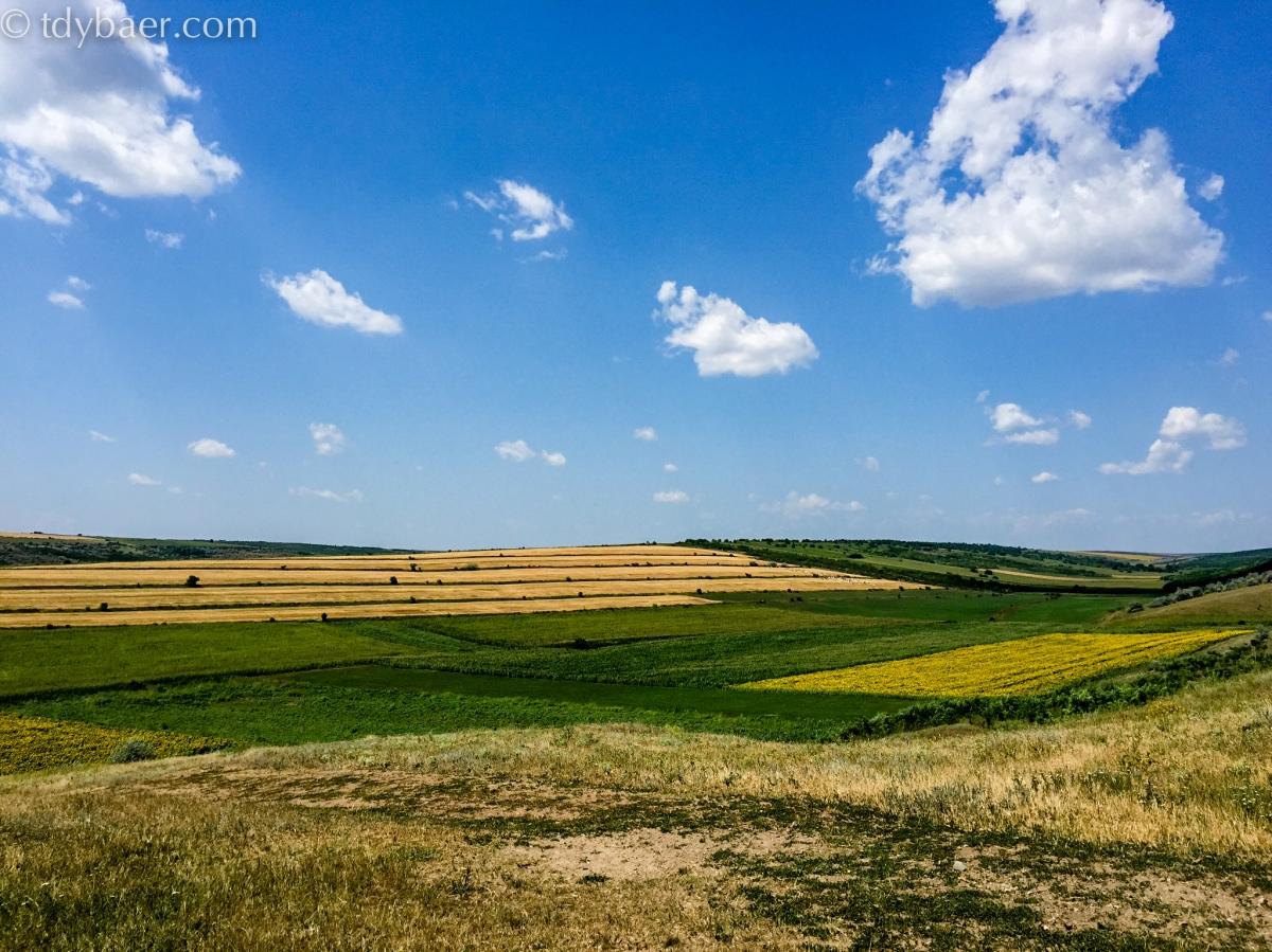 17.07.15 - Quer durch die Moldau