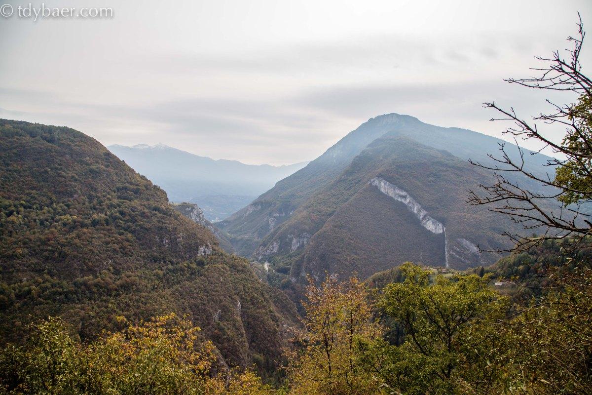 13.10.16 - Wanderung auf die Beo-Hügel